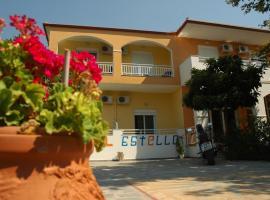 Estelle Hotel, hotel in Gerakini