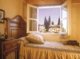 Hostal Alfonso, hotel near AECC, Santiago de Compostela