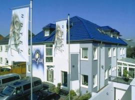 Hotel Opal, viešbutis Hanoveryje