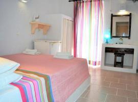 Hotel Irini, hotel in Livadia