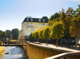 Hotel Walram, hotel with pools in Valkenburg