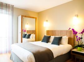 Lagrange Aparthotel Toulouse Saint-Michel, appart'hôtel à Toulouse