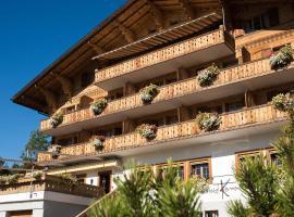 Hotel Kernen, hotel in Gstaad