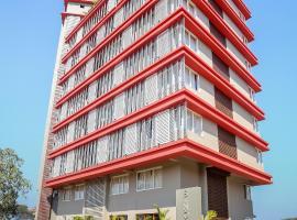 SinQ Edge, hotel with pools in Dona Paula