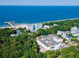 Sanatorium Muszelka, resort in Kołobrzeg