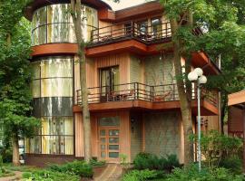 Alve Hotel, отель в Юрмале