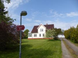Birkely Bed and Breakfast, hotel i Stege