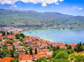 Villa Ohrid, hotel in Ohrid