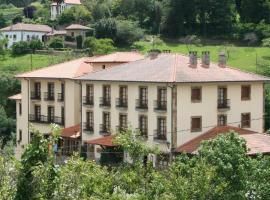 Hotel Valle Las Luiñas, hotel en Soto de Luiña