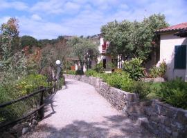 Caleo Alto - Acciaroli, villa in Acciaroli