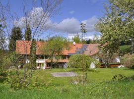 Landhaus Ayurvedicus, ski resort in Oberreute