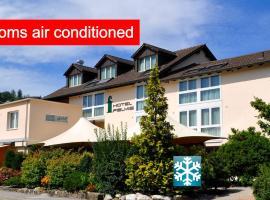 Hotel Felmis, hotel in Lucerne