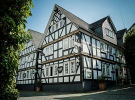 Hotel Zum alten Flecken, Hotel in Freudenberg