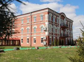 Волхов Мост, отель в Чудове