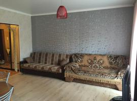 Apartment on Kurortnaya, hotel with pools in Zelenaya Polyana