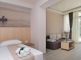 Apartments Hermes, room in Tučepi