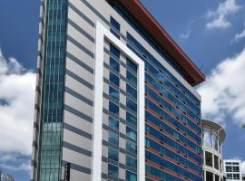 SpringHill Suites by Marriott Charlotte Uptown, hotel in Charlotte