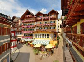 Hotel Zimmerbräu, hotel a St. Wolfgang