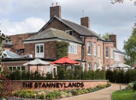 The Stanneylands, hotel near Manchester Airport - MAN, Wilmslow