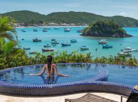 Vila d'este Handmade Hospitality Hotel, hotel perto de Praia das Virgens, Búzios