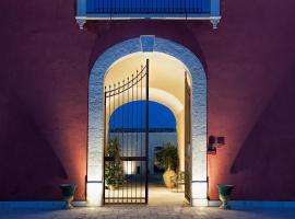 Masseria Della Volpe, hotelli kohteessa Casale Modica