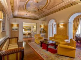 La Residenza, hotel in Via Veneto, Rome