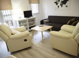 Apartamento Blanes, hotel económico en Granada