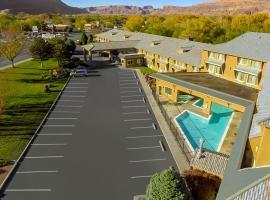 Moab Valley Inn, hotel in Moab