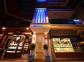 Minu Hotel, отель в Фетхие
