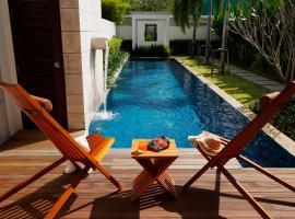 Two Villas Holiday Phuket Oxygen Style Bang Tao Beach, villa in Bang Tao Beach