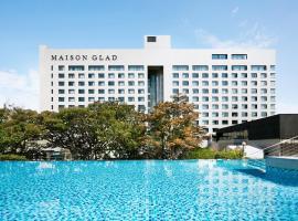 メゾン グラッド チェジュ、済州市のホテル
