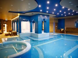 Golden Ball Club Wellness Hotel & Spa, отель в Дьёре