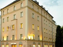 Centro Hotel Weisser Hase, Hotel in Passau