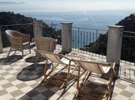 Trekking in paradise B&B, hotel in Santa Margherita Ligure