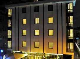 Niza Park Hotel, hotel in Ankara