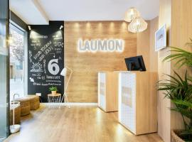 Hotel Laumon, hotel in Barcelona