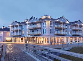 Beach Motel Heiligenhafen, Hotel in Heiligenhafen