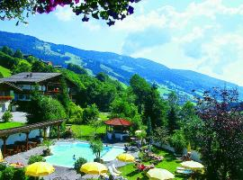 Ferienanlage Altachhof, hotel in Saalbach-Hinterglemm
