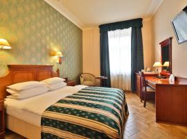 Best Western Plus Hotel Meteor Plaza, hotel in Prague