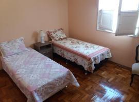 Pousada dos Ipes, family hotel in Campos dos Goytacazes