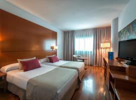 Hotel Azarbe, hotel in Murcia