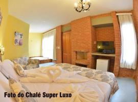 Pousada Villa dos Leais, hotel perto de Parque Vertentes, Serra Negra