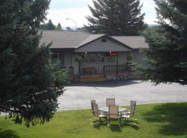White River Inn, hotel in Meeker