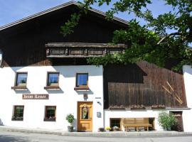 Ferienhaus beim Lener, haustierfreundliches Hotel in Innsbruck