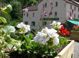 Les Cevennes, hôtel à Saint-Cirgues-en-Montagne