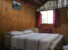 Oasis Paraiso Ecolodge, hotel in Cabanaconde