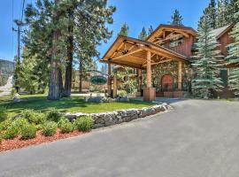 Black Bear Lodge, hotel in South Lake Tahoe