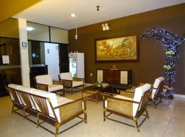 Hospedaje Dimar Inn, hostel in Lima