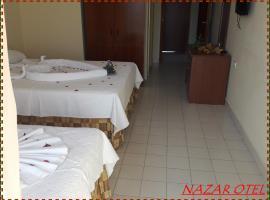 Nazar Hotel, отель в Дидиме, рядом находится Алтынкум