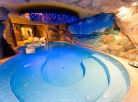 Paradise Hotel & Wellness, hotell i Saint Vincent